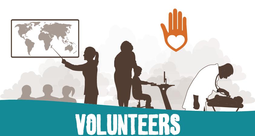Thrive Madagascar volunteers