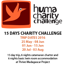 Thrive Madagascar Charity Challenge Expedition